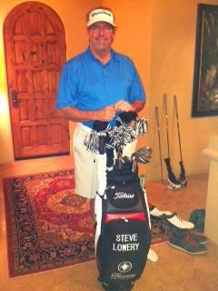 Steve Lowery - Senior PGA Pro